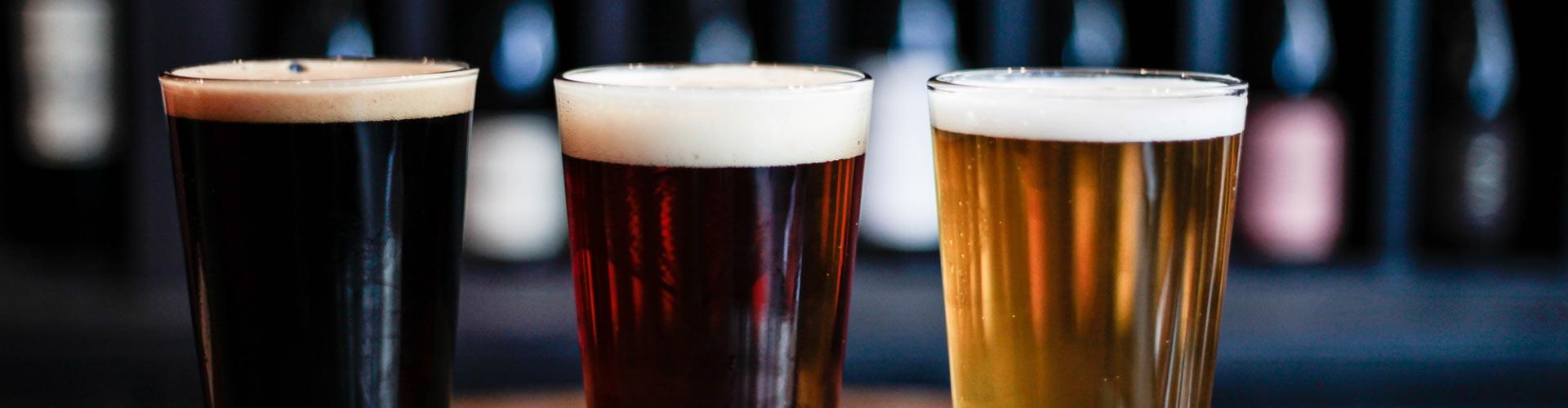 Corkscrew Beer Selection